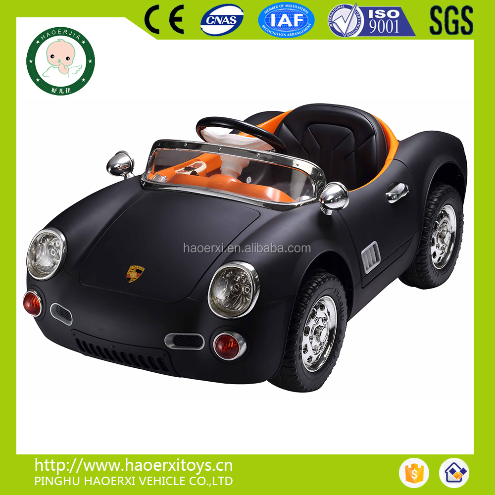 new product most popular smart children plastic toys ride on car with remote control battery operated kids gift