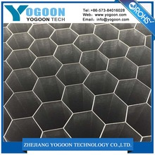 Sound Insulation exhibition boards cardboard honeycomb finish felt With ISO9001 Certificate