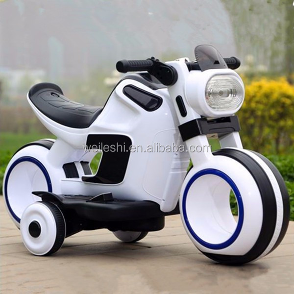 2016 fashion power wheels toy car / 3 wheels 6V kids car / battery powered ride on car for sale