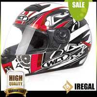 Cheap DOT ABS Full Face Motorcycle Helmet for Sale