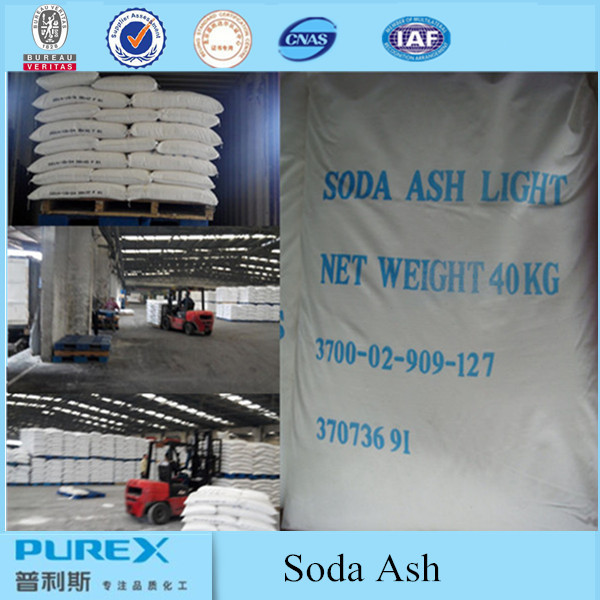 high quality 99.2% soda ash light min for sale