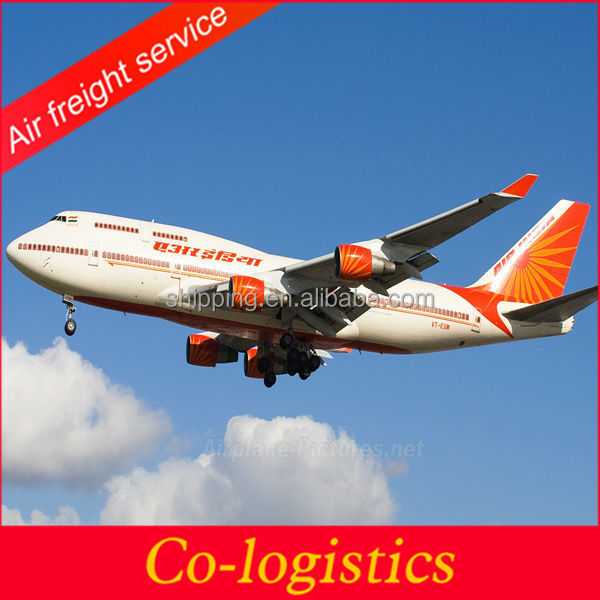China air freight forwarders to California USA