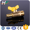 Alibaba china supply Lever Handle 1/2 brass gas ball valve