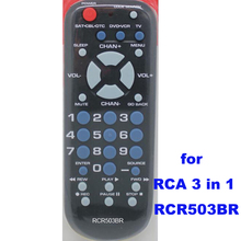 Customized Universal Remote Control TV for RCA 3 in 1 RCR503BR onida TV Remote Control
