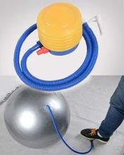Air Pump for Yoga Ball Pilates Exercise Gym Fitness Balloon Inflator