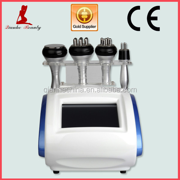 Best effective powderful burning fat portable cavitation rf slimming machine