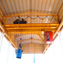 25 Ton 30Ton 50Ton 60 Ton Double Hook Girder Overhead Crane used for factory