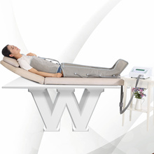 Vibration body suit massage with weight loss machine