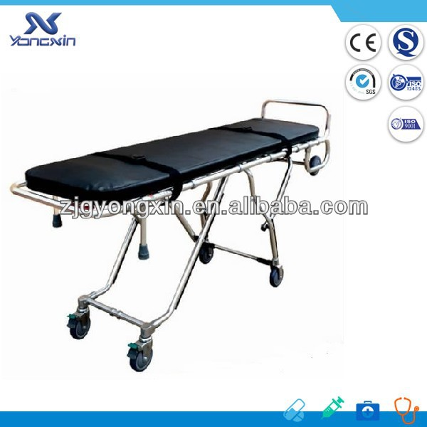 Folding Ambulance Mortuary Stretcher