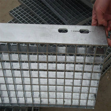2017 Offshore Serrated Galvanized Steel Grating