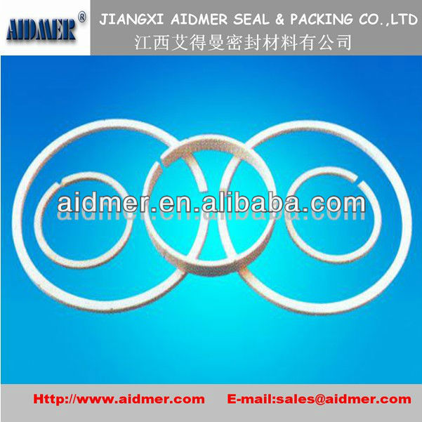PTFE Compressor fittings / PTFE PARTS / PTFE GASKET