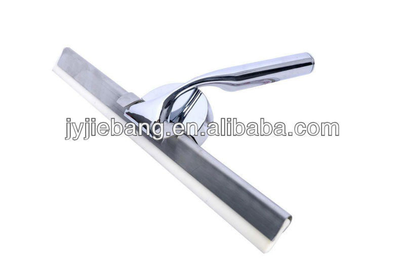 Wholesale chrome bathroom squeegee / Duluxe squeegee
