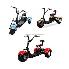 Gold Supplier China Export High Quality Style Electric Scooter Lowest Price Citycoco
