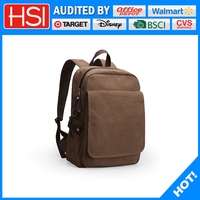 brown color with fron pocket 1000d cordura backpack