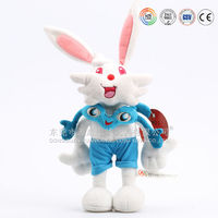 2016 new gift plush easter soft toys bugs bunny