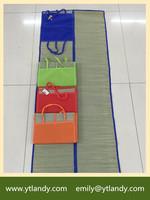 multicolor Beach mat Folding Straw Beach Mat