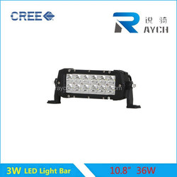 Fast shipping! 36w IP67 waterproof led light bar offroad