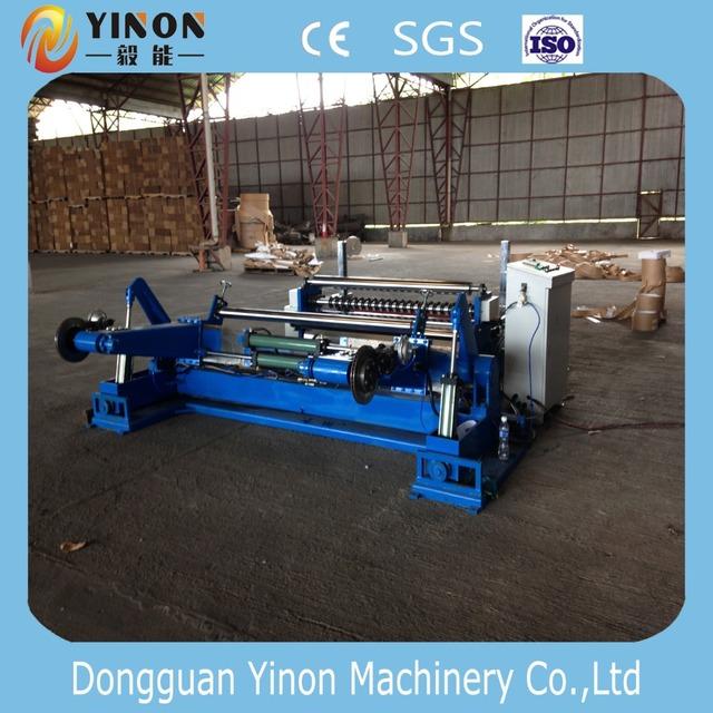 High Speed Cutter Machine Paper Slitter Rewinder Machine For Rolls