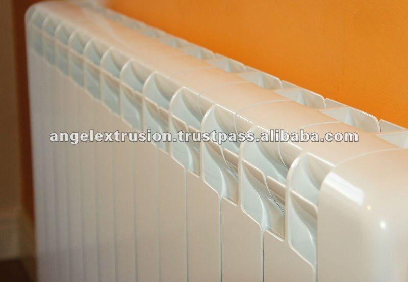 Aluminium Extrusion for Heating Radiator