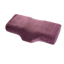 Latest Private Non-toxic Label OEM Anti Skid Eyelash Growth Memory Foam Head Posotioning Pillow