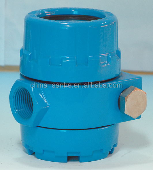 Explosion-proof pressure transmitter housing