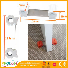 Flexible Silicone swing door stop from WCA Supplier