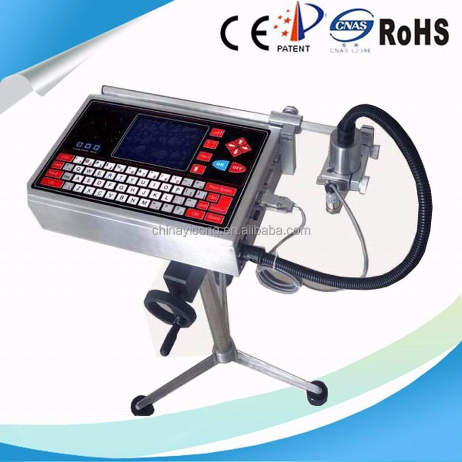 Hot Sale Economic Batch Code And Date Printing Machine