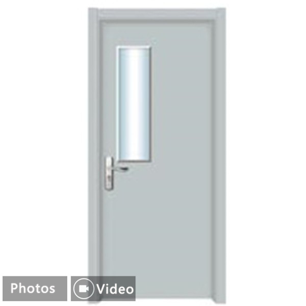 modern design china manufacture interior stainless main fire resistant steel door