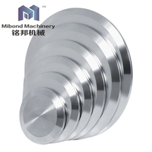 3A SMS SS 304 316L Stainless Steel Sanitary Tri Clamp Ferrule Flange Pipe End Cap