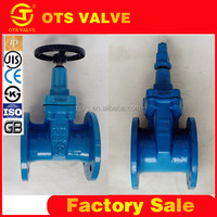 GV-SY006 DIN/GB/JIS parker gate Valve pn10 or pn16 DN50-600mm