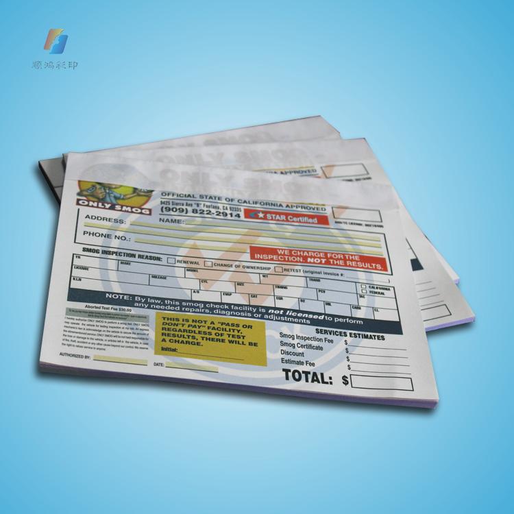 china paper invoice wholesale alibaba