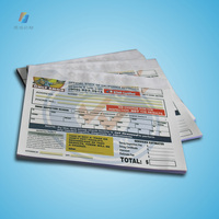 NCR paper invoices / receipts note / bill book
