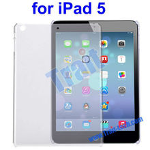 For iPad 5 Cover Hard Smooth Plastic Case