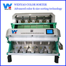 ccd camera Vegetables Color Sorter Machine