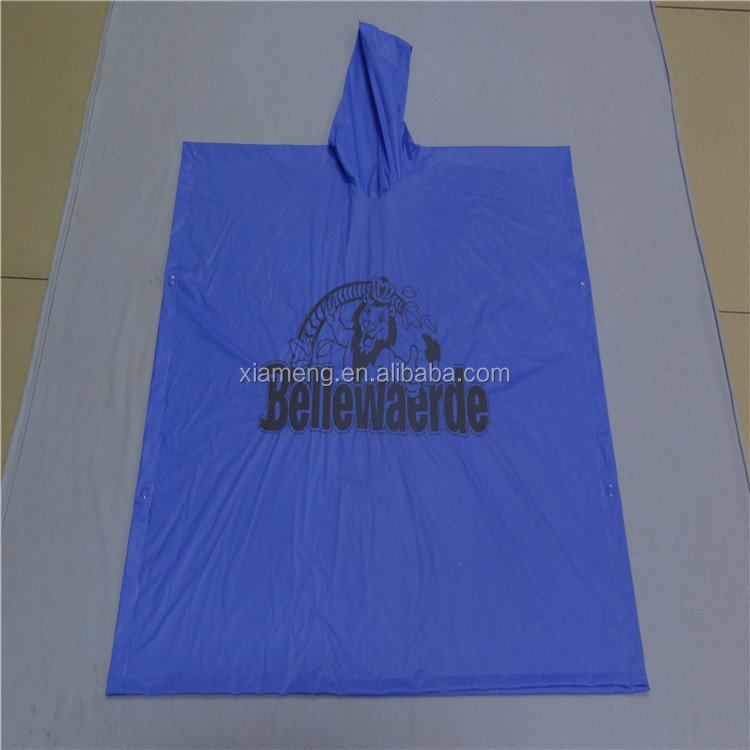 China Alibaba wholesale cartoon clear logo rain poncho disposable