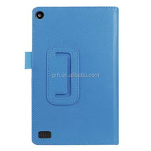 lichi leather stand case #2 for Amazon Kindle Fire HD 7 2015