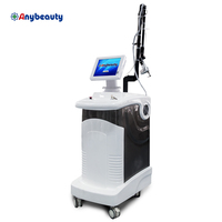 Anybeauty Vertical F7 RF Drive Metal tube co2 fractional laser 10600nm gynecology equipment
