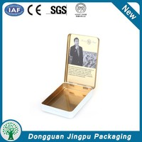 Customized design cigarette case