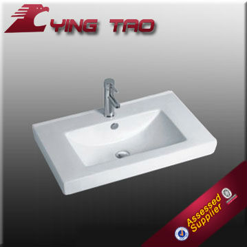 Ues in the Word People's favorite in bathroom clean sanitary ware cabinet basin with Water heating