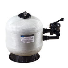 Economic design large fiberglass swimming pool sand filter P700