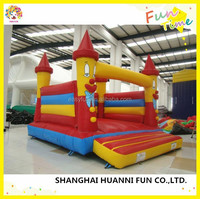 2015 new design CE certificate kids jumping inflatable bouncer for sale