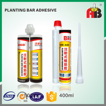 injection type anchor adhesive for concrete and buildings