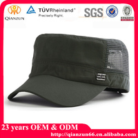 2015 custom design policeman flat top army hat military cap and hat
