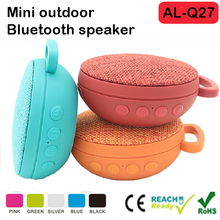2017 trending products Clip 2 Waterproof outdoor Portable Bluetooth Speaker with fabric cover