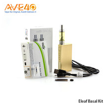 2018 Ave40 E leaf Electronic Cigarette 1500mAh 30W Eleaf BASAL Kit with GS BASAL