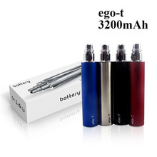 China wholesale large capacity biggest Ego t 3200 mah battery ego-t 3200mah