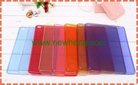 wholesale ultra thin transparent clear tpu cover case for ipad air 2