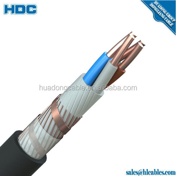 European lightweight marine cables to IEC 60092 EPR/XLPE/PVC/NR+SBR insulated rubber Marine Shipboard Power Cable