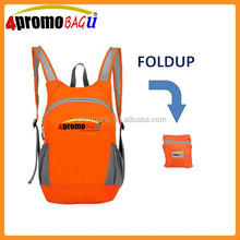 2015 Good quality fitness folding backpack