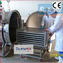 AUTOCLAVE MACHINE FOR DRINKS /RETORT MACHINE FOR DRINKS/STERILIZATION MACHINE FOR DRINKS